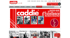 Preview of caddie.fr